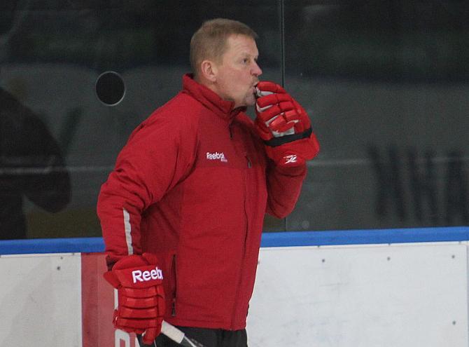 Кари Хейккиля перед своим вторым турниром со сборной Беларуси чувствует себя уверенней.