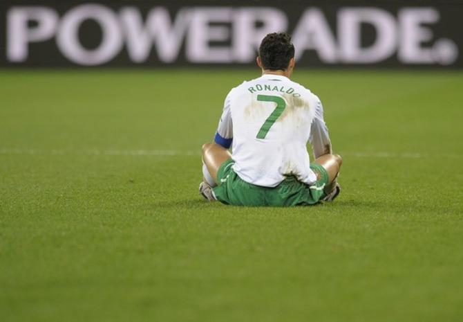 Криштиану Роналду снова не смог повести команду за собой.