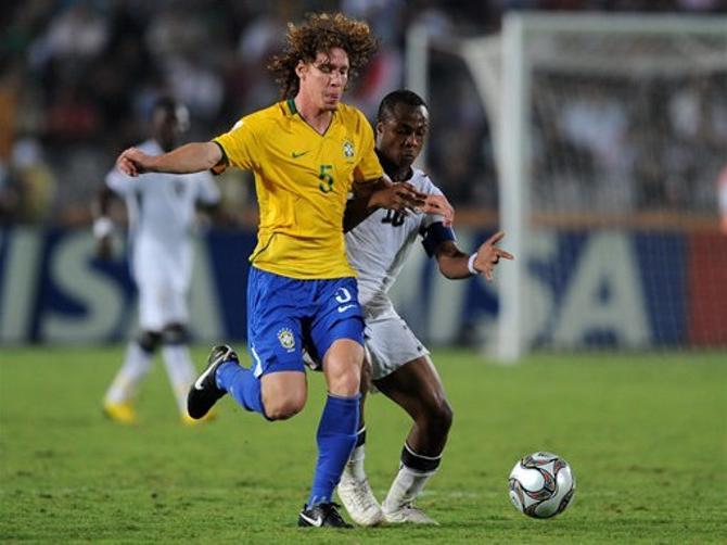 Бразилец Ренан провел пять матчей на молодежном чемпионате мира