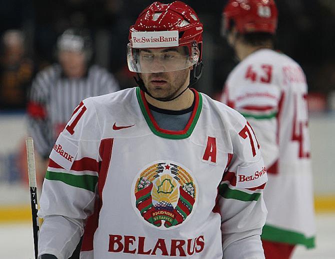 Матч против словаков получился для белорусов грустным