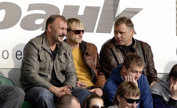 Игорь Криушенко и Владимир Гольмак: ну что, теперь Овчинников пускай попробует?