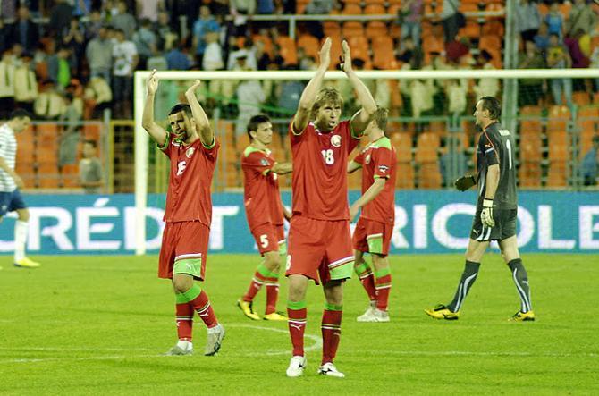 Очередной отборочный цикл для сборной Беларуси завершен. Всем спасибо и все свободны!