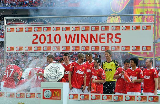 «Манчестер Юнайтед» начал сезон с победы.