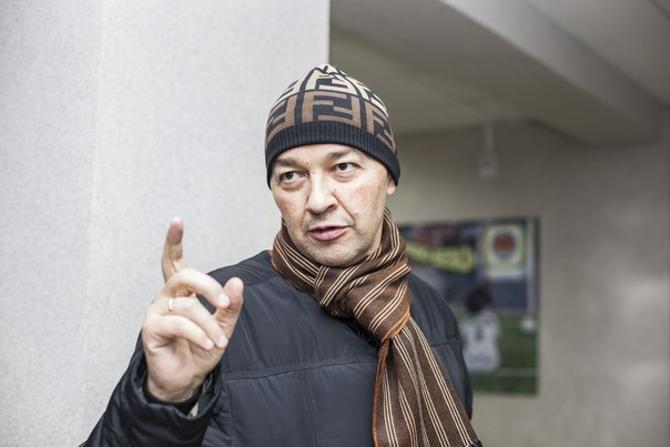 Анатолий Капский считает, что в ходе сезона на его команду оказывалось серьезное давление