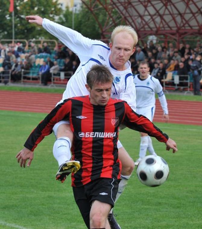 Максим Карпович и Геннадий Близнюк вскоре вновь могут пересечься на белорусских просторах