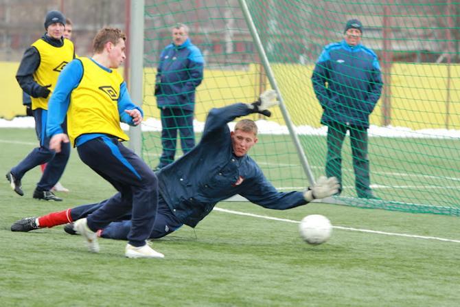Юрий Пунтус занялся стройкой команды под высшую лигу
