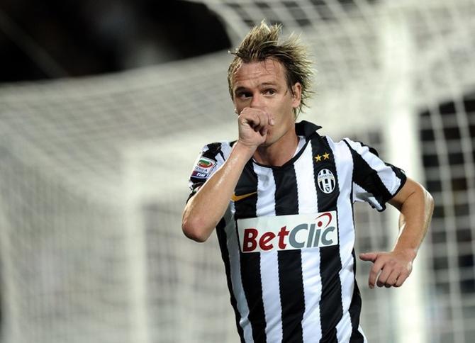 Милош Красич открыл счет своим голам в Италии.