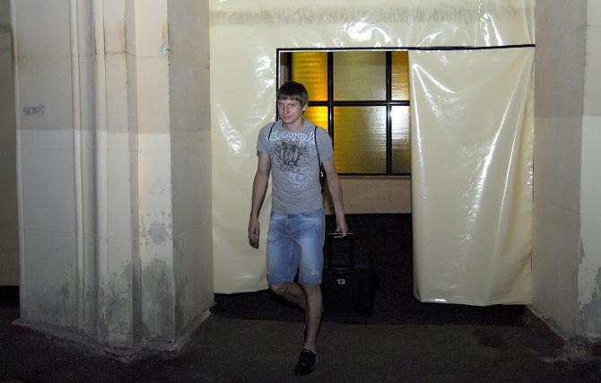 Переход Андрея Воронкова в