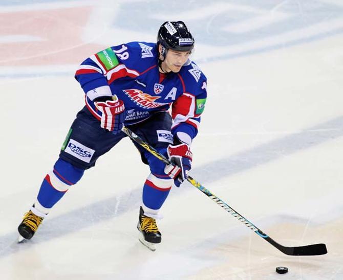 Легенда российского хоккея Сергей Федоров.