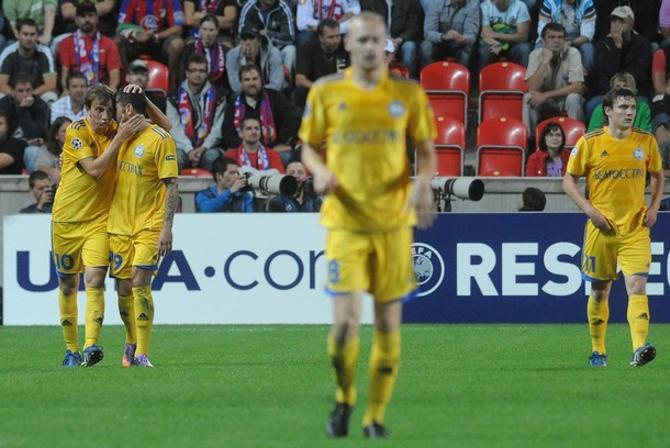 Виктор Гончаренко был уверен, что его команда сможет отыграться