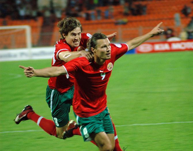 Максим Ромащенко желает белорусским сборникам превзойти его достижения