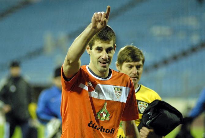 Юрий Цыгалко уверен, что его лучшие игры впереди