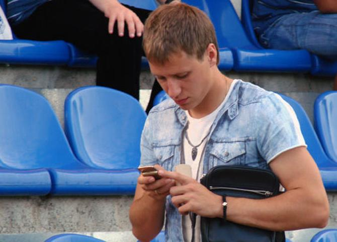 Антон Путило уже привык к немецкому укладу жизни