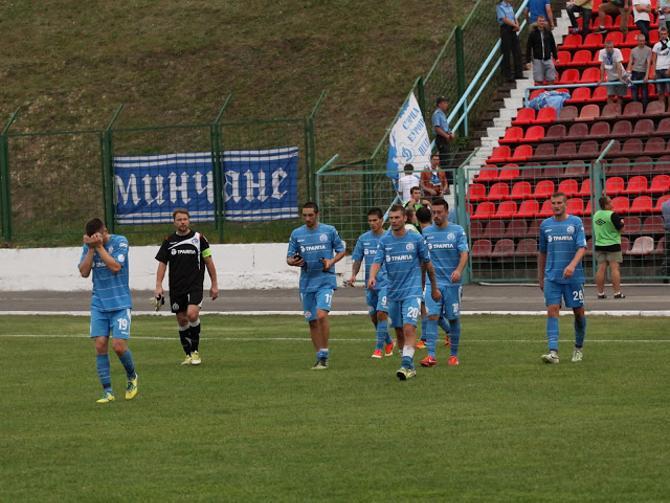 Динамовцы явно не планировали так часто покидать поле «на щите»