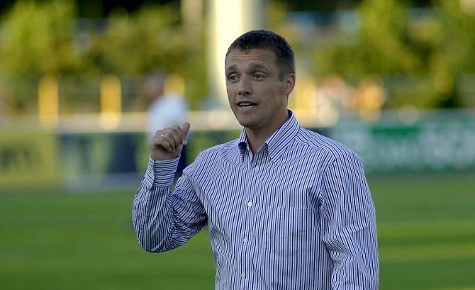 Виктор Гончаренко считает, что в чемпионате Беларуси стало слишком много скучных игр