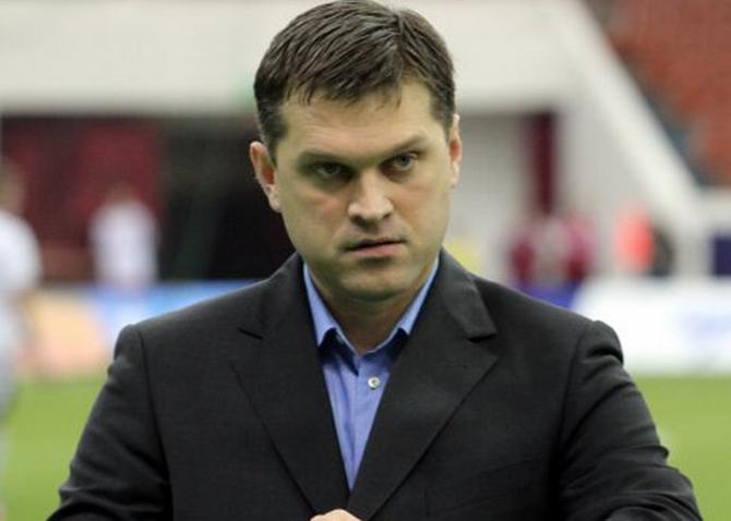 Бросать команду в сложное время Алексей Вергеенко не намерен
