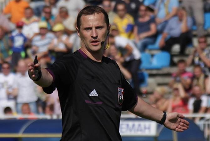 Лучший арбитр страны прошлого года Вадим Панченко в этом сезоне допустил ряд серьезных ошибок