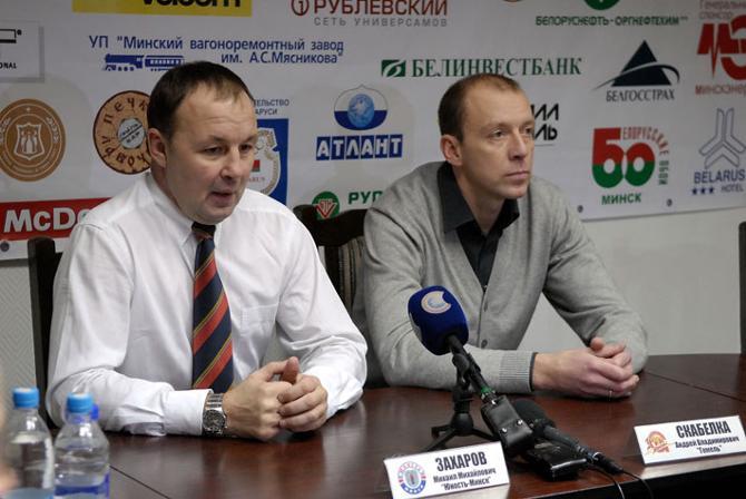 Подопечные Михаила Захарова нередко творят чудеса в матчах с