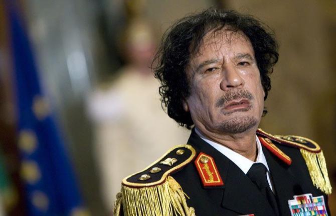 Сложно было предположить, что для вождя Ливии все так закончится