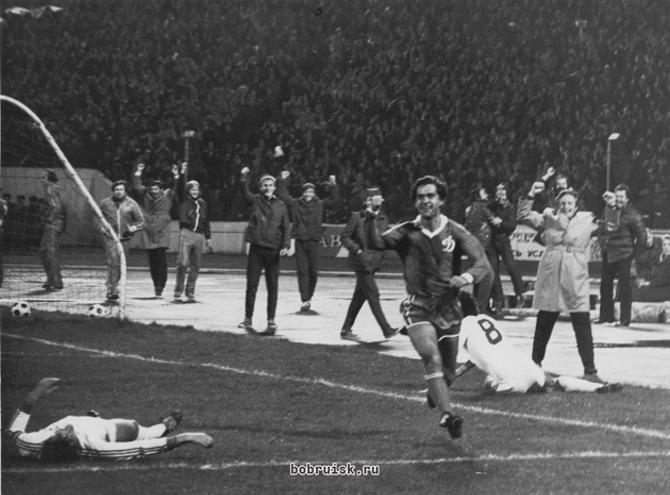 В 80-е годы прошлого века минское «Динамо» было народной командой, а Александр Прокопенко — народным футболистом