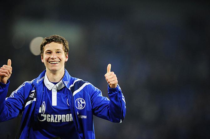 Юлиан Дракслер - лучший игрок мира в своем возрасте по мнению Кевина-Принса Боатенга.