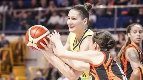 Как Веремеенко играла в Финале четырех Евролиги