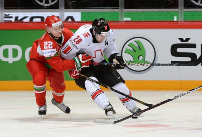 Беларусь - Швейцария