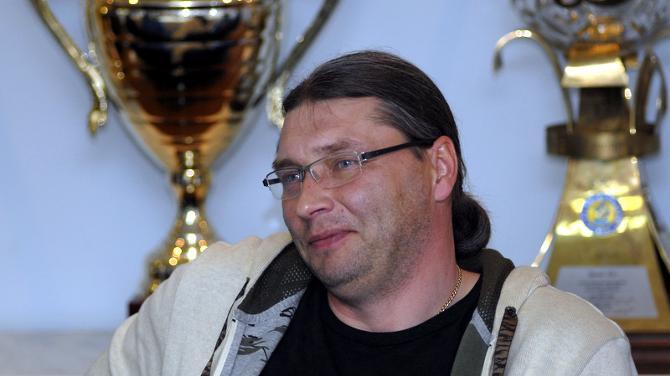 И никакой Сергей Овчинников не грозный. Пока