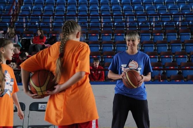 Наталия Ануфриенко активно осваивает позицию разыгрывающей