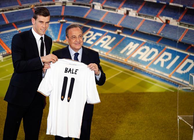 Гарет Бэйл все-таки перешел в «Реал» – и похоже, что за рекордную сумму в истории футбола
