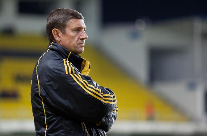 Андрей Сосницкий верит в свою команду