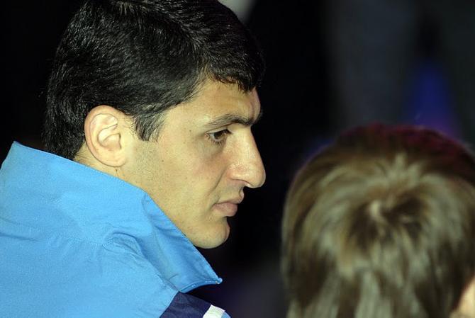 Роберт Зебелян прервал молчание динамовского нападения, которое длилось четыре матча