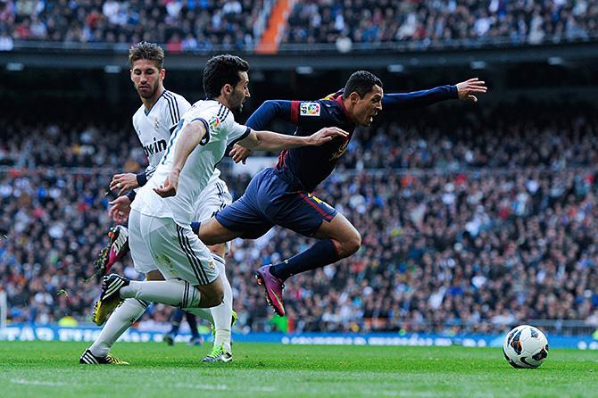 В преддверии «Барса» -- «Реал» на кону стоит огромный импульс уверенности или чаша разочарования