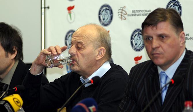 Вряд ли Марек Сикора и Юрий Бородич спокойны накануне плей-офф