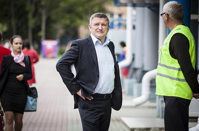 Игорь Шлойдо смотрит в будущее «горожан» с оптимизмом