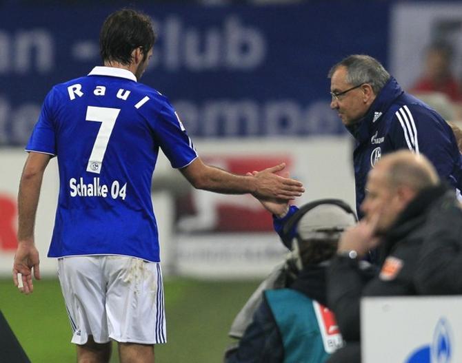 Рауль сделал десятый хет-трик в карьере.