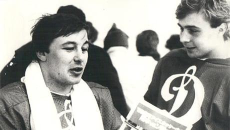 Фанаты против, но Захаров – трушный динамовец: был лидером и за 12 сезонов наиграл больше 500 матчей