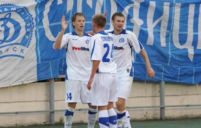 В этом матче Антон Путило спас «Динамо». Но в иных приходилось обходиться и без него, и без Сергея Кисляка.
