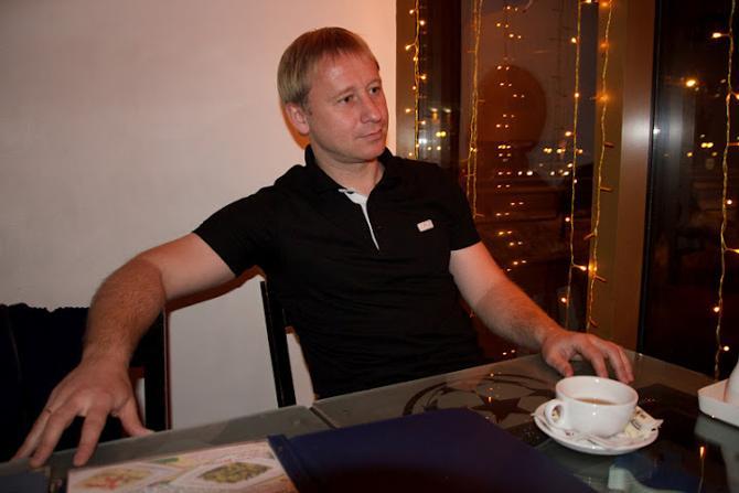 Александр Ермакович с теплотой вспоминает о временах, проведенных в