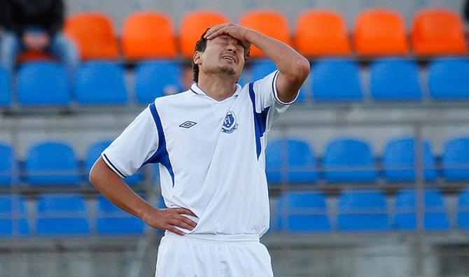 В ходе сезона отчаяние охватывало и футболистов