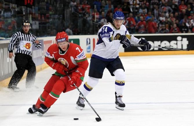 Владимир Денисов уже стал незаменимым игроком сборной Беларуси