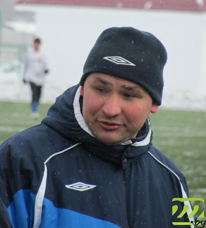 Александру Чайке хочется проявить себя в качестве тренера