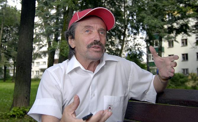 Николай Петропавловский сам пришел в журналистику