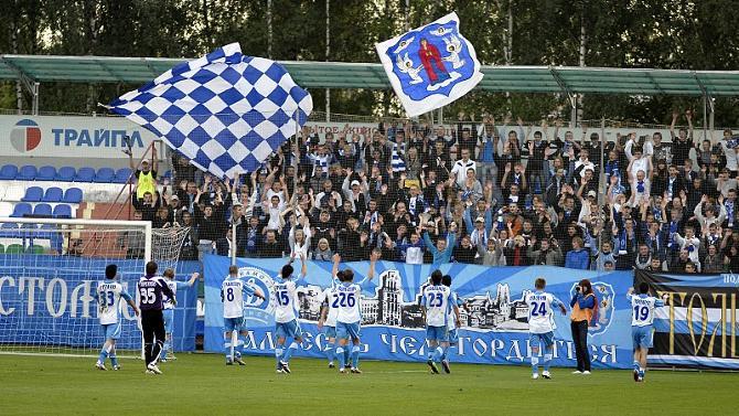 Стадион в Кунцевщине возвращается