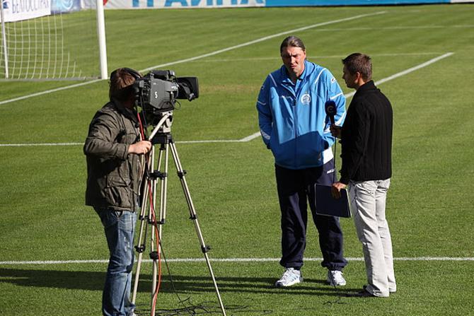 СТВ планирует показывать чемпионат Беларуси и в следующем году.