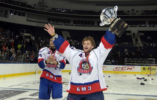 Дмитрий Мильчаков теперь признает, что не зря пахал на предсезонке под руководством Спиридонова