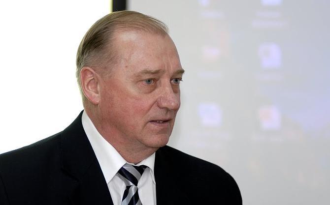 Евгений Ворсин всегда открыт для интересных предложений по развитию ОЧБ и хоккея в целом.