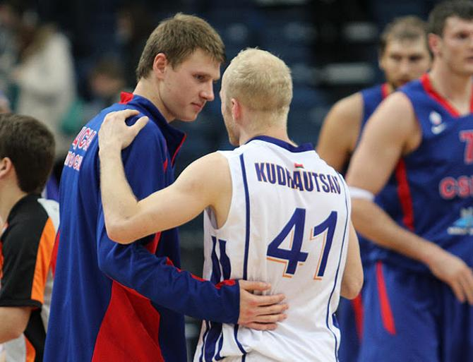 Александру Кудрявцеву игра с ЦСКА тоже не удалась.
