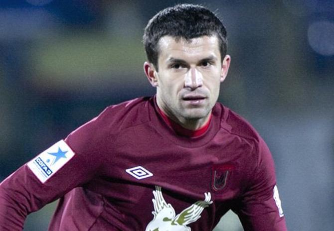 Сергей Кисляк забил красивый гол