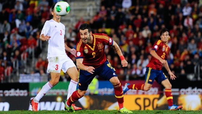 Победа над сборной Беларуси скорее озадачила испанских болельщиков, чем привела их в восторг
